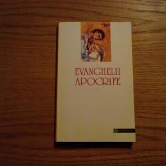 EVANGHELII APOCRIFE  --  traducere, studiu introductiv, note si comentarii: Cristian Badilita  -- 1996, 261 p., Humanitas