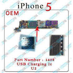IC chip incarcare iPhone 5 5s 5c U2 1608 - Circuit integrat telefon mobil