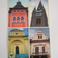 RC - TURDA 4 - Carte Postala Transilvania dupa 1918, Necirculata, Fotografie