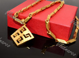 Lant si Cruce Model Versace inox