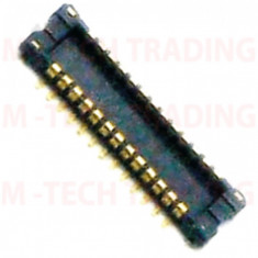 Conector lcd iPhone 4s pcb FPC - Conector GSM