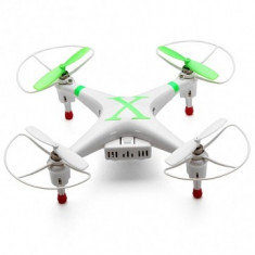 DRONA RADIOCOMANDATA CAMERA VIDEO HD CHEERSON CX-30,6 AXE,GYRO,ACUMULATOR.