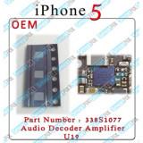 IC chip audio iPhone 5 U19 338S1077