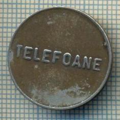 JETON 337 PENTRU COLECTIONARI - CONTROL - TELEFOANE -STAREA CARE SE VEDE - Jetoane numismatica