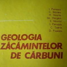 GEOLOGIA ZACAMINTELOR DE CARBUNI-I. PETRESCU- C. BITOIANU- - Carti Energetica