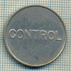 JETON 389 PENTRU COLECTIONARI - CONTROL - TELEFOANE -STAREA CARE SE VEDE - Jetoane numismatica