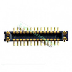 FPC conector pcb lcd iPhone 5c - Conector GSM