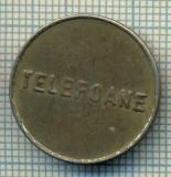 JETON 338 PENTRU COLECTIONARI - CONTROL - TELEFOANE  -STAREA CARE SE VEDE