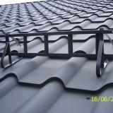 Parazapada grilaj pentru tigla metalica