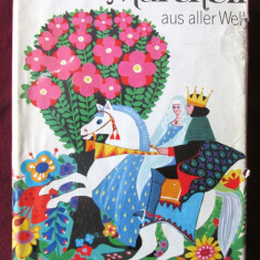 """MARCHEN AUS ALLER WELT"", Christian Boch, 1969. Carte noua - Carte de povesti"