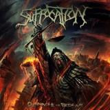 SUFFOCATION (US) - Pinnacle of Bedlam (LP, Album, Ltd Clear w/ Green Splatter) Vinil, NOU, Sigilat!!!!