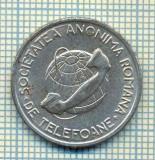 JETON 346 PENTRU COLECTIONARI - SOCIETATEA ANONIMA ROMANA DE TELEFONIE - BUN PENTRU UNA CONVORBIRE TELEFONICA LOCALA -STAREA CARE SE VEDE