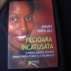 FEMEIA INCATUSATA-AYAAH HIRSI ALI- - Carti Islamism, Humanitas