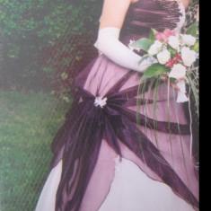 Rochie de mireasa unica