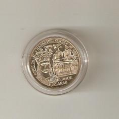 ROMANIA 50 BANI - NEAGOE BASARAB / 2012 - in capsula. - Moneda Romania