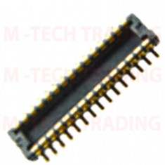 FPC conector pcb touchscreen iPhone 5s - Conector GSM