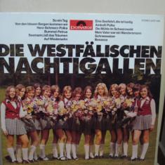Disc Vinil Privighetorile westfaliene - Muzica Folk