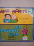 Disc  Vinil - Max und  Moritz / Derstruwwel-Peter
