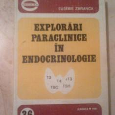 e0  Eusebie Zbranca - Explorari paraclinice in endocrinologie