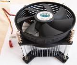 Cooler 775 cu suruburi si backplate Ventilator de 95 mm Cooler Master DI5-9HDSL-0L-GP Intel LGA 775 3 PINI, Pentru procesoare, Cooler Master