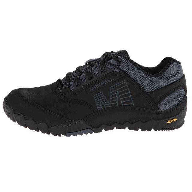 Pantofi pentru barbati Merrell Annex Black (MRL11013-BCK) foto mare