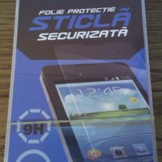 Folie sticla Sony Xperia Z1 fata + spate tempered glass folie temperata - Folie de protectie