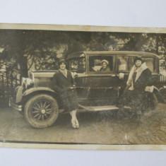 FOTOGRAFIE COLECTIE MASINA EPOCA 1930