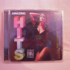 Vand cd Amazing Hits-vol 2, original, raritate!, sigilat - Muzica Pop roton