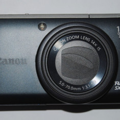 Aparat FOTO CANON SX 210 IS