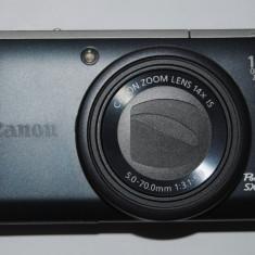 Aparat FOTO CANON SX 210 IS - Aparat Foto compact Canon, Compact, 14 Mpx