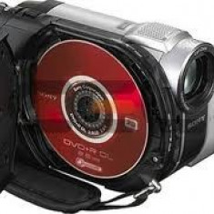 Camera video sony dcr dvd 115 E, 2-3 inch, CCD, Peste 40x