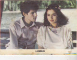 Calendar 1988 Licienii - Oana Sarbu si Stefan Banica Jr.