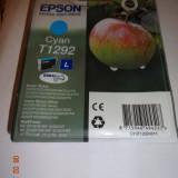 Cartus Epson DURABRITE ULTRA Cyan T1292 - Cartus imprimanta