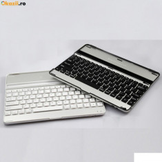 Tastatura externa bluetooth iPad 2 iPad 3 alba