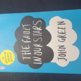 The Fault In Our Stars - Carte in engleza