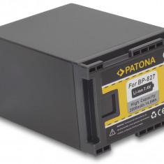 PATONA | Acumulator compatibil Canon BP-827 BP827 | BP-808 BP-819 | 2000 mAh - Baterie Aparat foto PATONA, Dedicat