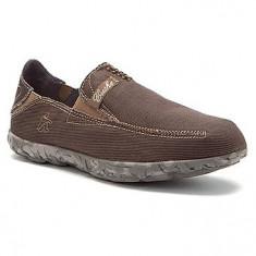 Pantofi femei Cushe Slipper Brown (CUEUM00767005) - Pantof dama Cushe, Culoare: Maro, Marime: 36, 38, 39, Cu talpa joasa