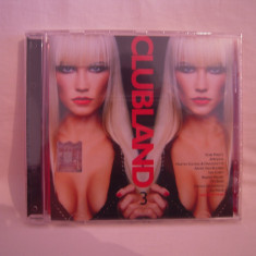 Vand cd Clubland vol 3, original, sigilat - Muzica Pop roton