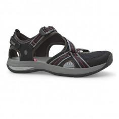 Pantofi sport de vara pentru femei Teva Ewaso Black (TVA1000271BL ) - Sandale dama Teva, Culoare: Negru, Marime: 40, 41