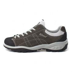 Pantofi Grisport din piele naturala, talpa Vibram (GR12129S18)