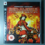 Joc RED ALERT 3 - Ultimate Edition PS3 PlayStation 3 Ca Nou!, Strategie, 12+, Ea Games