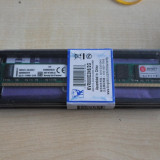Memorie PC Kingston 2gb ddr2 800mhz, PC2-6400, CL 6, NOI Sigilate, Poze Reale! - Memorie RAM
