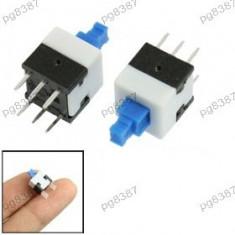 Push buton 7x7 mm, fara retinere - 124503