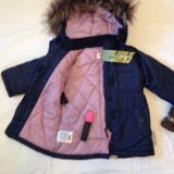 Vand haine copii / geaca, Bleumarin, Fete, Jack & Jones