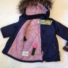 Vand haine copii / geaca Jack & Jones, Culoare: Bleumarin, Fete