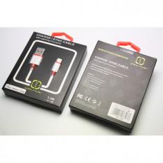 Cablu lightning iPhone iPad - Cablu USB Tableta