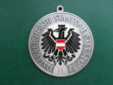Medalie austriaca. campionatul national de hochei feminin, locul II - 1990, Europa