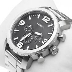 FOSSIL JR1353 Nate Chronograph ! ! ! Produs nou ! ORIGINAL ! - Ceas barbatesc Fossil, Elegant, Quartz, Inox, Cronograf