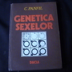 GENETICA SEXELOR-C PAMFIL-254-PG-