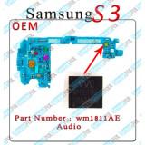 IC audio Samsung S3 i9300 i9305 WM1811AE